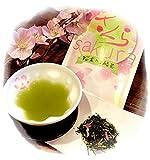 桜葉入り緑茶 さくら 3g×8P