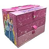 Disney Princess Lip Smacker 6 Piece Lip Balm Collection in Jewelry Box