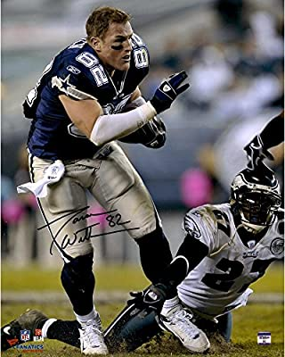 "Jason Witten Dallas Cowboys Autographed 16"" x 20"" No Helmet Photograph - Fanatics Authentic Certified"