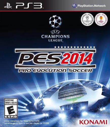 Pro Evolution Soccer 2014 - Ps3 front-328902