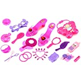 Vogue Beauty Pretend Play Toy Fashion Beauty Play Set W/ Assorted Beauty Accessories
