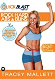 echange, troc Tracey Mallett - Quickblast Method- Rock Hard Abs And Buns [Import anglais]