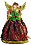 "Santa's Workshop 16"" Tapestry Angel T…"