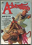 img - for [Pulp magazine]: Adventure -- March 15, 1935, Volume 91, Number 4 book / textbook / text book