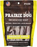 Prairie Dog Pet Products Smokehouse Jerky, 15 oz., Smoked Duck