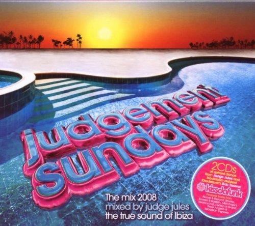 Judgement Sundays: Mix 2008 By Judge Jules