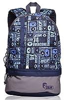 F Gear Burner 20 Liters P11 Sky Blue Casual Backpack