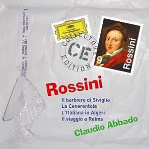 Rossini : Quatre opéras comiques
