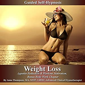 Weight Loss Guided Self-Hypnosis Audiobook