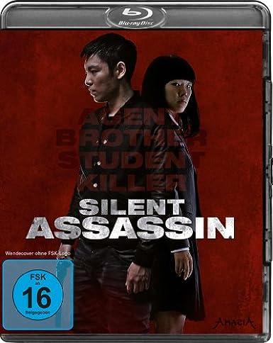 Silent Assassin, Blu-ray