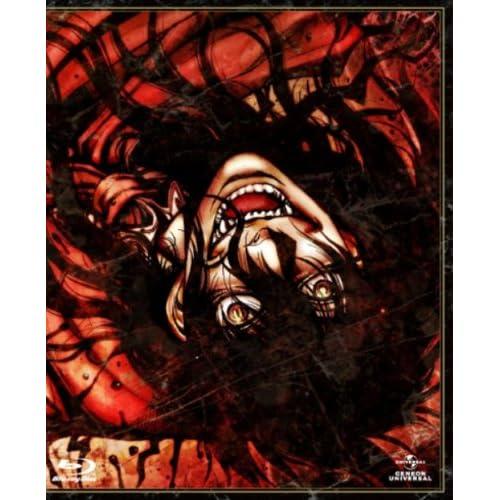 HELLSING OVA I-V Blu-ray BOX(��Ԍ��萶�Y)
