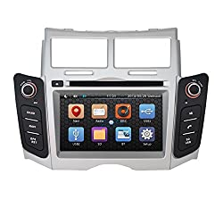 See Pumpkin Double Din 6.2 Inch For Toyota Yaris 2007-2011 In Dash HD Touch Screen Car DVD Player GPS/USB/SD/BT/AM/FM Radio Stereo Navigation System Details