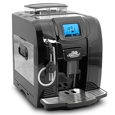 Neues Modell 2013 Kaffeevollautomat Touchscreen Wochentimer Cafe Bonitas Blackstar von CAFE BONITAS