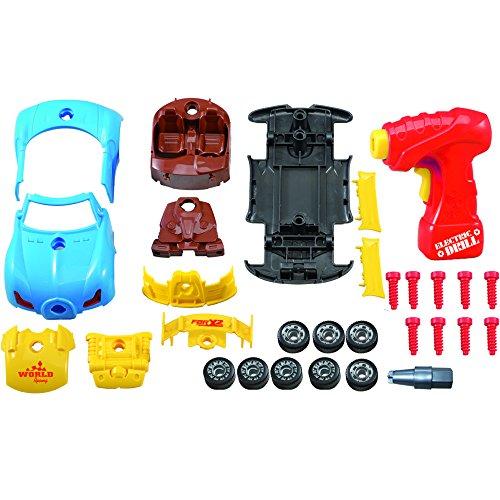 take apart toy racing car kit for kids