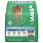 Iams Proactive Health Adult Large Breed Premium Dog Nutrition, 30 Pound from Procter Gamble Pets