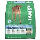 Iams Proactive Health Adult Large Breed Premium Dog Nutrition 30 Lbs