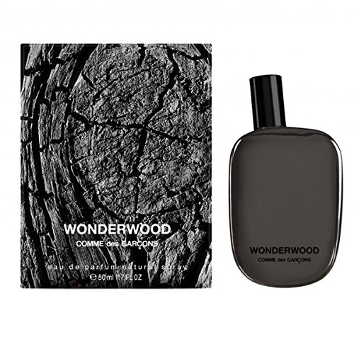 Wonderwood di Comme de Garcons - Eau de Parfum Edp - Spray 50 ml