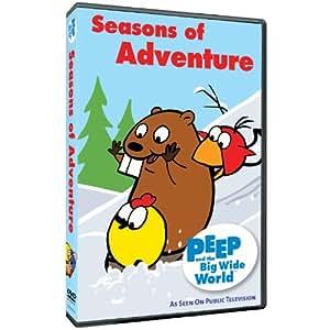 Peep and The Big Wide World: Seasons of Adventure