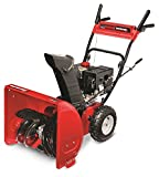 Yard Machines 208cc 22-Inch Two Stage Gas Snow Thrower