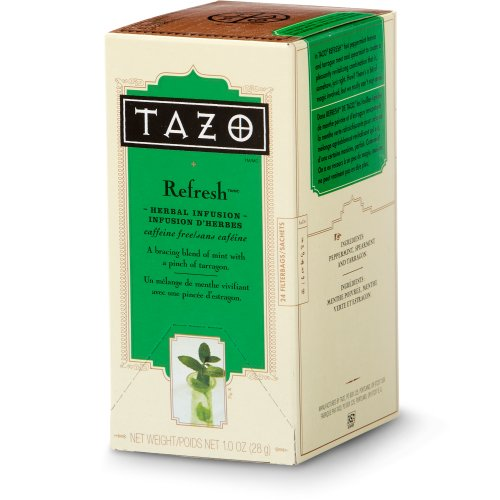 Tazo® Refresh Tea, Filter Bags (24-Pc.) front-164354