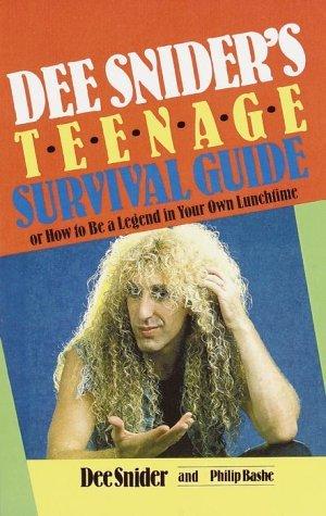 Dee Snider's Teenage Survival Guide by Dee Snider (1987-04-15)
