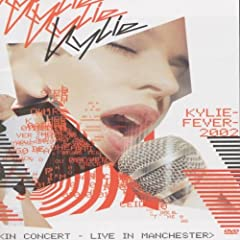 Kylie Minogue : Fever 2002, In Concert Live In Manchester - DVD