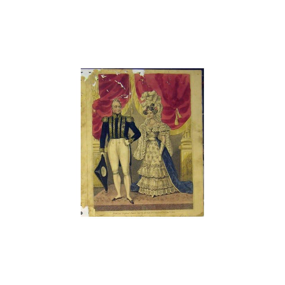 1831 Womens Mens Fashion Bridalcostumes Hats Head Dress