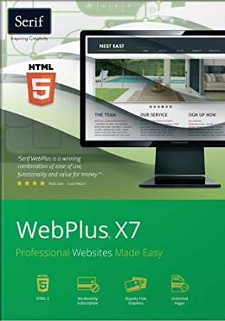 WebPlus X7 [Download]