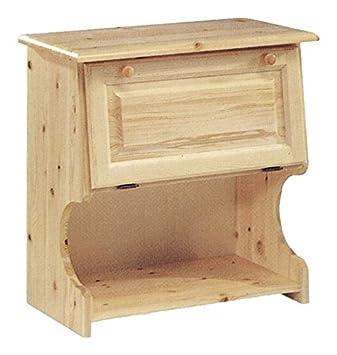 Mueble de televisión - madera de pino - bruto