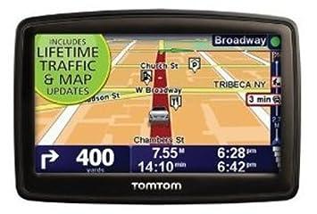 TomTom XXL 540TM 5-Inch Widescreen Portable GPS Navigator ... on ikea maps, lowrance maps, navigon maps, sygic maps, samsung maps, tele atlas maps, rim maps,