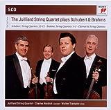 echange, troc  - The Juilliard String Quartet plays Schubert and Brahms