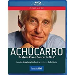 Piano Concerto No 2 [Blu-ray] [Import]