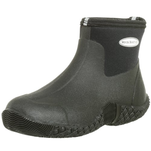 The Original MuckBoots Adult Jobber Boot,Black,12 M US Mens/13 M US Womens
