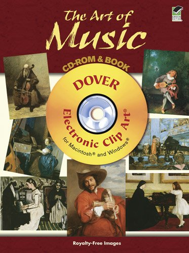 The Art of Music CD-ROM and Book