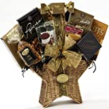 Art of Appreciation Gift Baskets Gourmet Food Gift Basket, Youre A Super Star