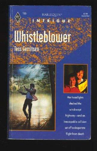 Whistleblower (Harlequin Intrigue, No 195), Gerritsen
