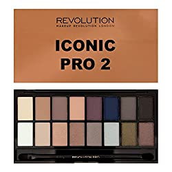 Makeup Revolution Salvation Palette Iconic Pro 2, 16g