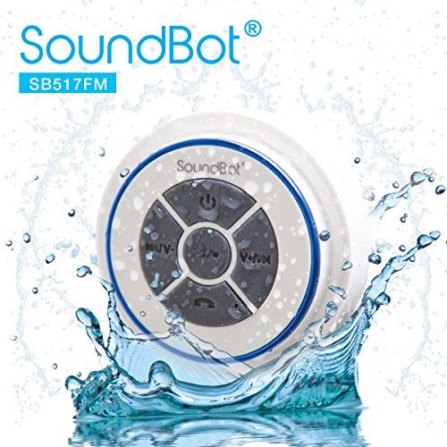 Check Out This SoundBot SB517FM FM Radio Bluetooth Wireless Speaker Handsfree Portable Speakerphone,...