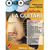 Je Debute la Guitare (Version DVD)par Heuvelinne Philippe et...