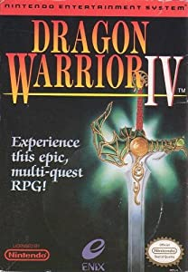Dragon Warrior IV - Nintendo NES