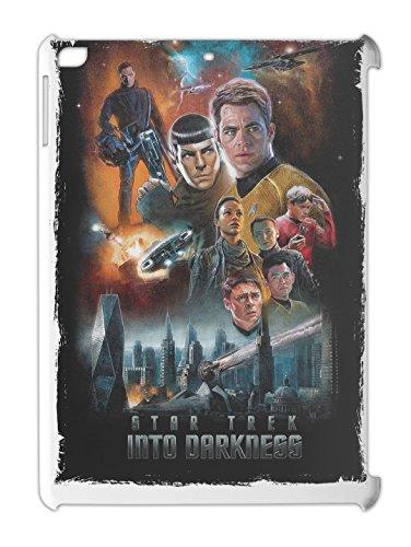 Star Trek poster iPad air plastic case