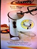 Black & Decker Gizmo Twist Mixer 2-in-1 Cordless GM100