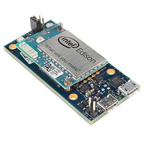 Intel Edison Breakout Board Kit Edison本体+Breakout基板
