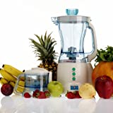 First Lady PULPLESS RAW FOODS SUPER WIDE MOUTH CENTRIFUGAL JUICER and Grind ....