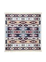 Floor Decor Alfombra Doubleface Mahmud (Rojo/Marfil/Multicolor)