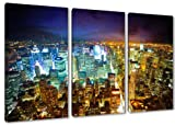 Skyline - Picture on canvas - lenght 47,3