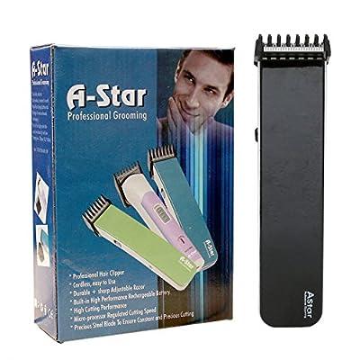 Astar Pro Grooming SN5562 Trimmer For Men(Black)