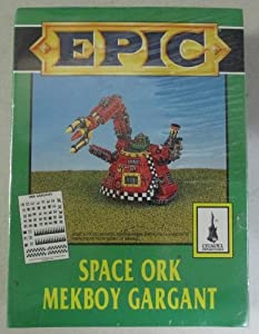 Epic Space Ork Mekboy Gargant
