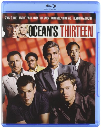 Ocean's thirteen [Blu-ray] [IT Import]