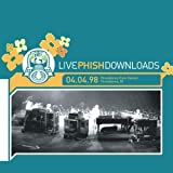 LivePhish 04/04/98 by Phish (2008-08-05)